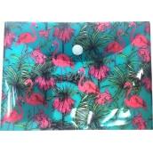Albi Original Document case Flamingos B6 - 176 x 125 mm