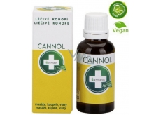 Annabis Cannol hemp oil massage, bath, hair 30 ml