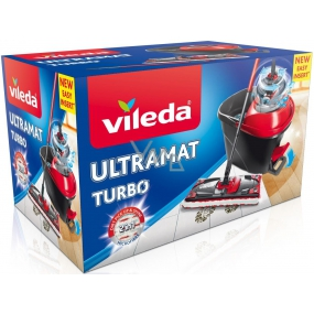 Vileda Ultramat Turbo Washing Set 6236