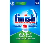 Finish All in 1 Deep Clean tablets in the dishwasher 100 pieces