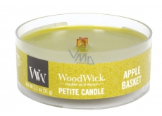 WoodWick Apple Basket - Candy basket with petite knot 31 g
