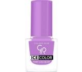 Golden Rose Ice Color Nail Lacquer mini nail polish 132 6 ml