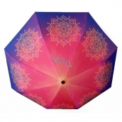 Albi Original Folding Umbrella Mandala 25 cm x 6 cm x 5 cm
