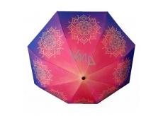 Albi Original Folding Umbrella Mandala 25 cm x 6 cm x 5 cm