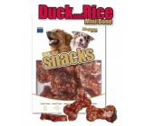 Magnum Duck and soft rice, natural meat delicacy for dogs 250 g