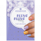 Essence Bling Bling Nail Stickers nail stickers 28 pieces