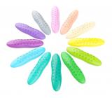 Y-Plus + Peanut Pastel wax crayons for children 12 pastel colors