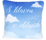 Albi Relaxing pillow large In the clouds 50 x 50 cm