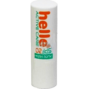 Helle Active Care Aloe Vera SPF20 Protective lip balm 3.7 g
