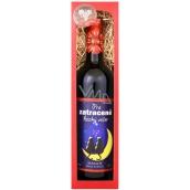 Bohemia Gifts Merlot Damn nice evening red gift wine 750 ml