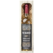 Bohemia Gifts & Cosmetics Chardonnay Pro Mommy White Gift Wine 750 ml