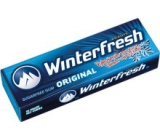 Wrigleys Winterfresh Original gum dragee 10 pieces