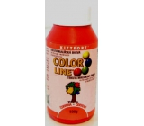 Kittfort Color Line liquid paint red 100 g