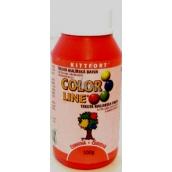 Kittfort Color Line liquid paint red 100 g