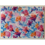 Albi Document case Watercolor flowers B6 -125 × 176 mm