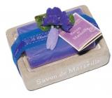 Le Chatelard Lavender Soap with soap 100 g