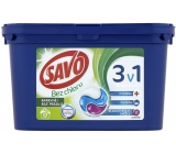 SAVO Washing Capsule 3in1 17d.Universal 4009
