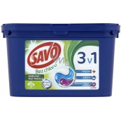 SAVO Washing Capsule 3in1 17d.Universal 4009