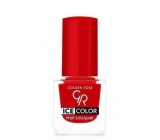 Golden Rose Ice Color Nail Lacquer mini nail polish 124 6 ml