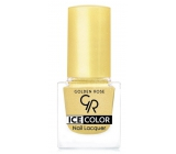 Golden Rose Ice Color Nail Lacquer nail polish mini 158 6 ml