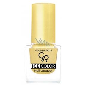Golden Rose Ice Color Nail Lacquer nail polish mini 158 6 ml