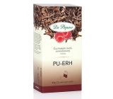 Dr. Popov Pu-Erh Raspberry Tea Contributes to weight control and mental health.30 g, 20 infusion bags per 1.5 g