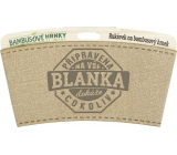Albi Sleeves for Blanka bamboo mug