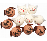 Headers made of dog and cat pulp 3 cm 10 pieces