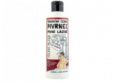 Bohemia Gifts Pivrnec with extracts of brewer's yeast and hops body lotion 250 ml