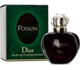Christian Dior Poison toaletní voda pro ženy 50 ml
