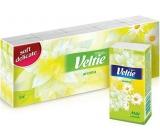 Veltie Aroma Mild Camomile handkerchiefs 10 pieces