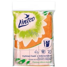 Linteo Microfiber wiping cloth 50 x 60 cm 1 piece