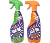 Cillit Bang Power Cleaner for grease and for a bigger gloss 750 ml + Power Cleaner against scale and for a bigger gloss 750 ml