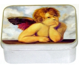 Le Blanc Lavender - Angel natural soap solid in a box of 100 g