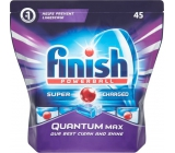 Finish Quantum Max Regular dishwasher tablets 45 pieces