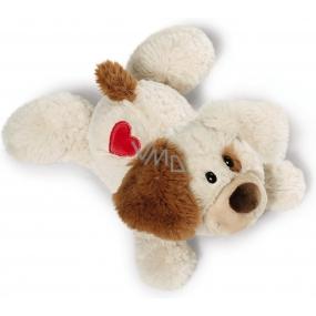 Nici Love You Dog Plush toy finest plush 20 cm