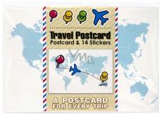 Albi Postcard for travelers