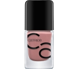 Catrice ICONails Gel Lacque lak na nehty 10 Rosywood Hills 10,5 ml