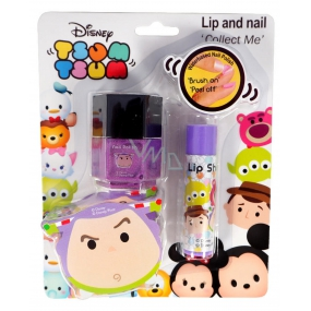 Disney Tsum Tsum Collect me lips and nails, cosmetic set for kids