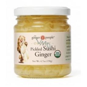 Ginger People Bio Sushi ginger slice 190 g
