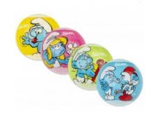 Disney Smurf and Dad smurf sparkling ball - bath bomb blue 120 g 1 piece