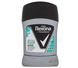Rexona Men Stay Fresh Marine solid antiperspirant deodorant stick with 48-hour effect for men 50 ml