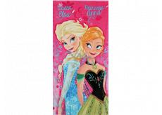 Disney Frozen Ice Kingdom Beach towel 70 x 140 cm