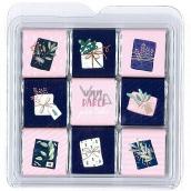 Nekupto Chocolate Christmas Puzzles Gifts 11 x 11.5 x 0.7 cm, 9 x 5 g