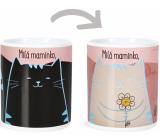 Albi Changing mug Christmas Mom, thank you 310 ml