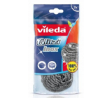 Vileda Inox stainless steel scourer 2 pieces