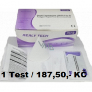 Realy Tech Rapid Test Device rapid test for Koronavirus - saliva test 20 pieces