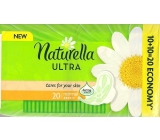 Naturella Ultra Normal with chamomile intimate liner 20 pieces