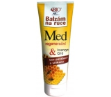 Bione Cosmetics Med and Q10 Hand Balm 205 ml