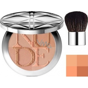 Christian Dior DiorSkin Nude Tan Couleur Eclat radiant powder shade 003 Zenith 10 g